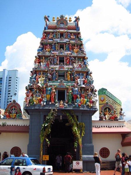 Asien Reisebericht Singapur, Kuala Lumpur Kota Kinabalu 2