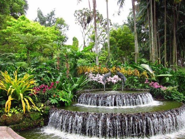 Asien Reisebericht Singapur, Kuala Lumpur Kota Kinabalu 3