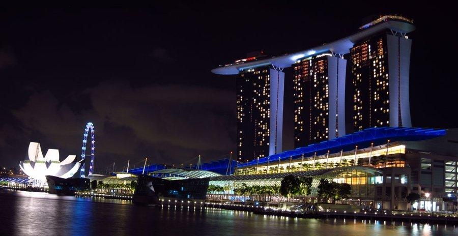 Asien Reisebericht Singapur, Kuala Lumpur Kota Kinabalu 6