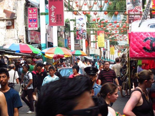 Asien Reisebericht Singapur, Kuala Lumpur Kota Kinabalu 8
