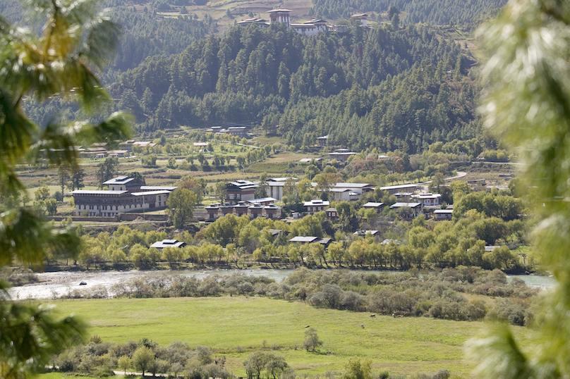 Amankora Buthan Luxushotel