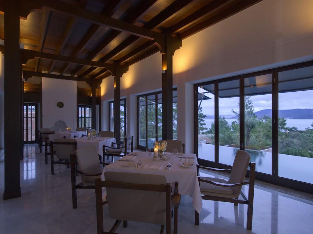 Amanruya Luxushotel in Bodrum buchen
