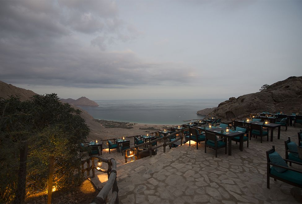 Six Senses Zighy Bay Oman Luxushotel