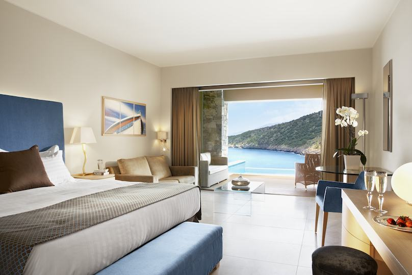 Daios Cove Luxushotel in Kreta buchen