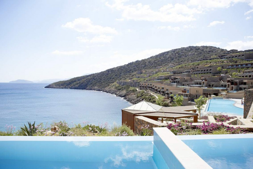 Luxushotel Daios Cove in Kreta buchen