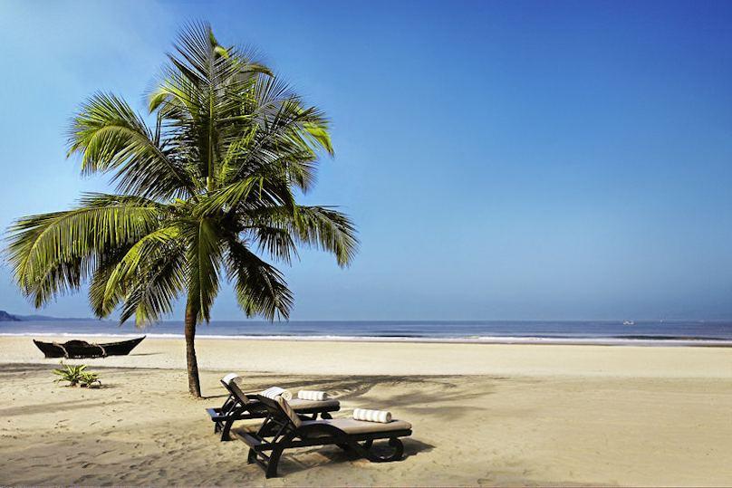 The Leela Goa Luxushotel in Indien
