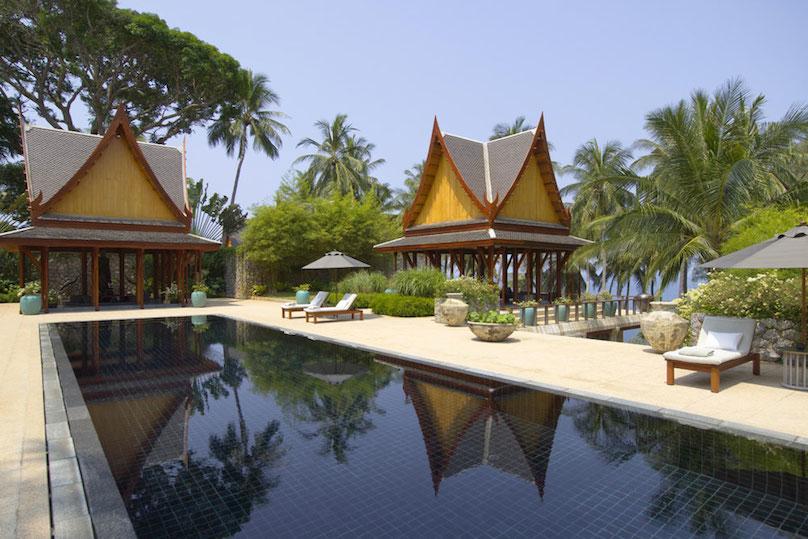 Amanpuri Resort Phuket Luxushotel buchen