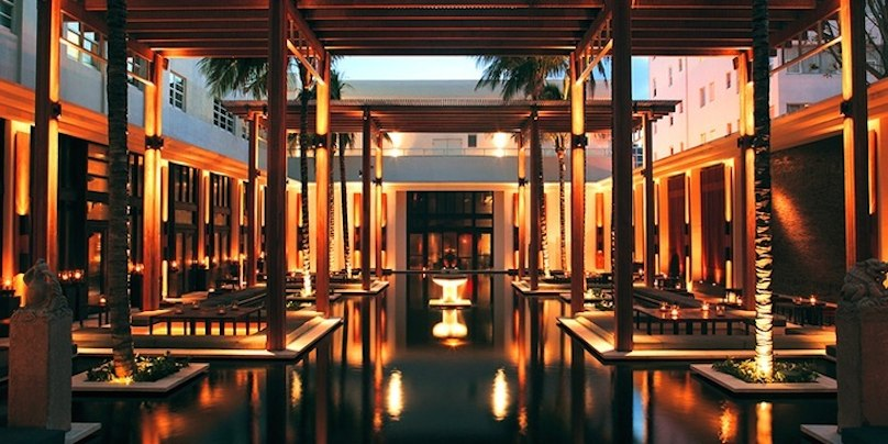 The Setai Luxushotel in Miami günstig buchen
