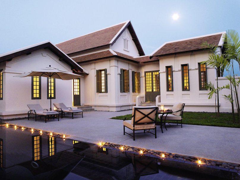 Amantaka Laos Luxushotel buchen