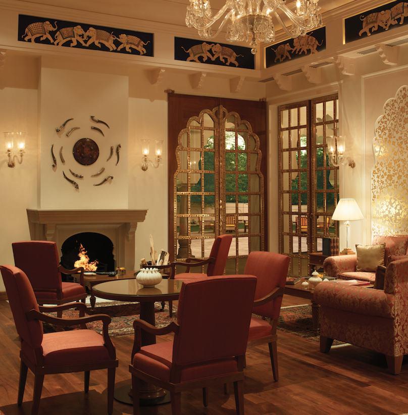 Luxushotel Oberoi Jaipur 1