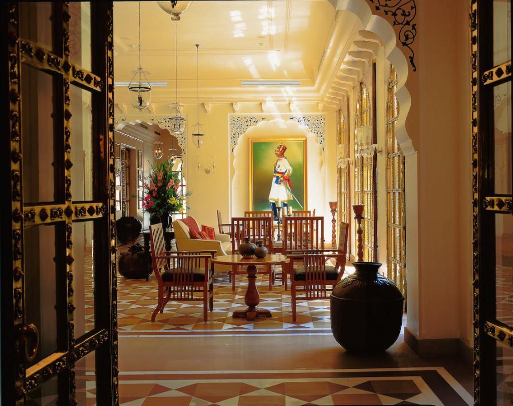 Luxusreise Oberoi Jaipur Indien