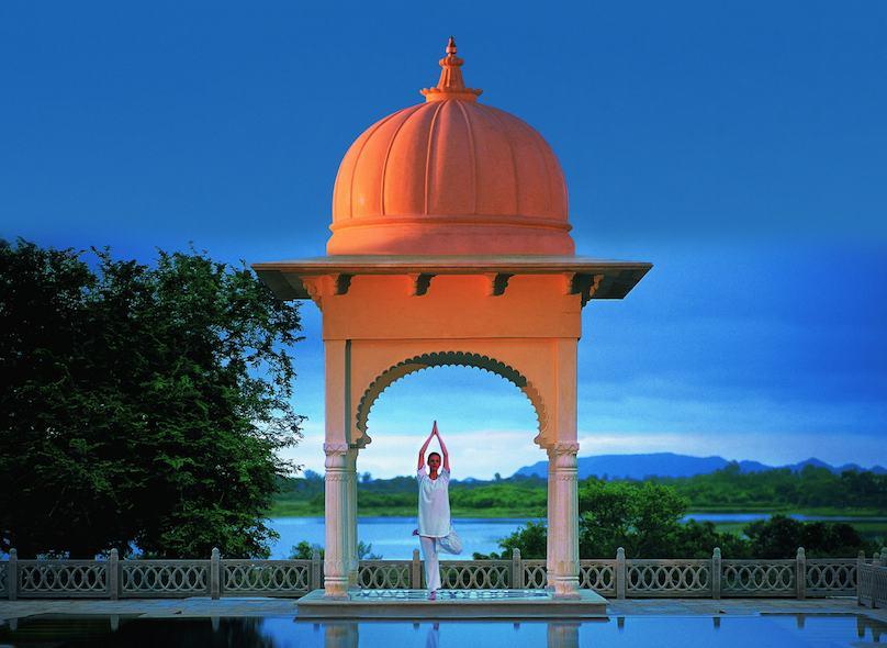 Luxusreise Oberoi Udaipur Indien