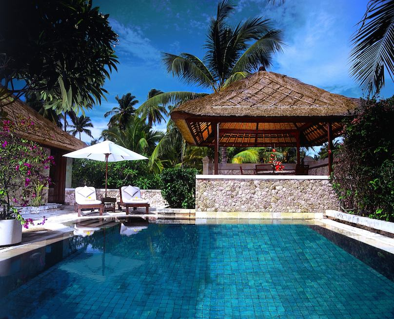 Oberoi Lombok Luxushotel Luxusreise buchen 5