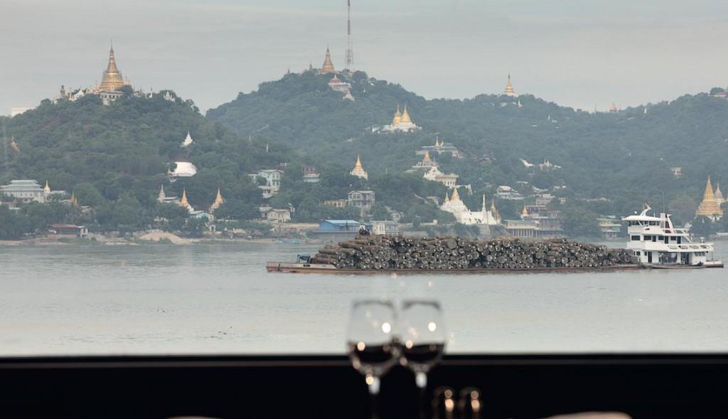 Road do Mandalay Luxusreise 1