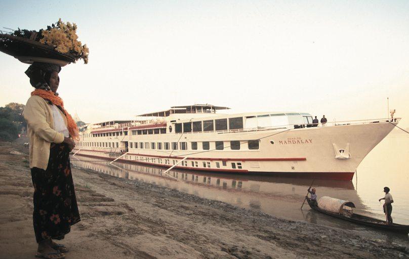 Road to Mandalay Kreufahrt