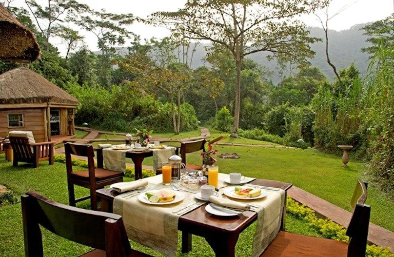 Sanctuary Retreat Gorilla Camp