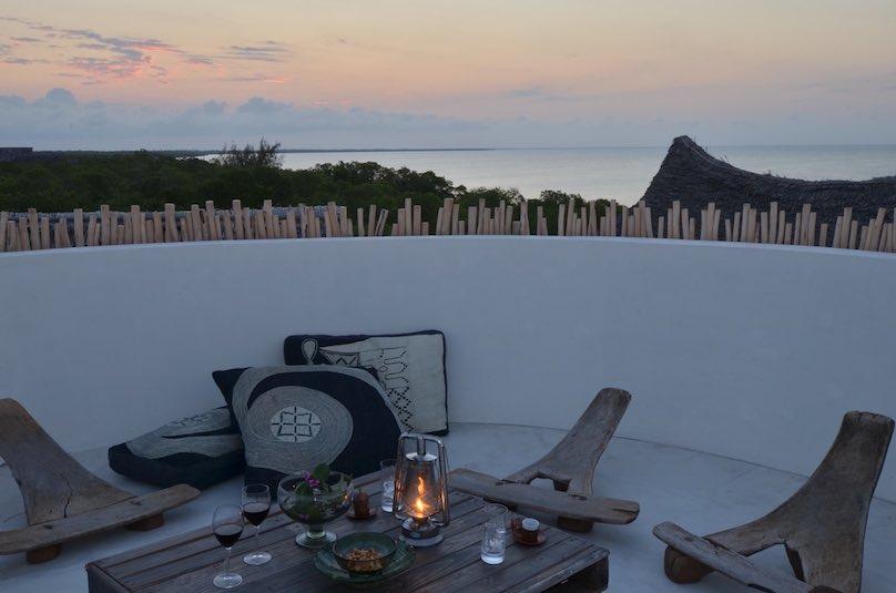 Luxushotel Mosambik