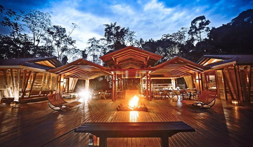 Cristalino Lodge Luxushotel