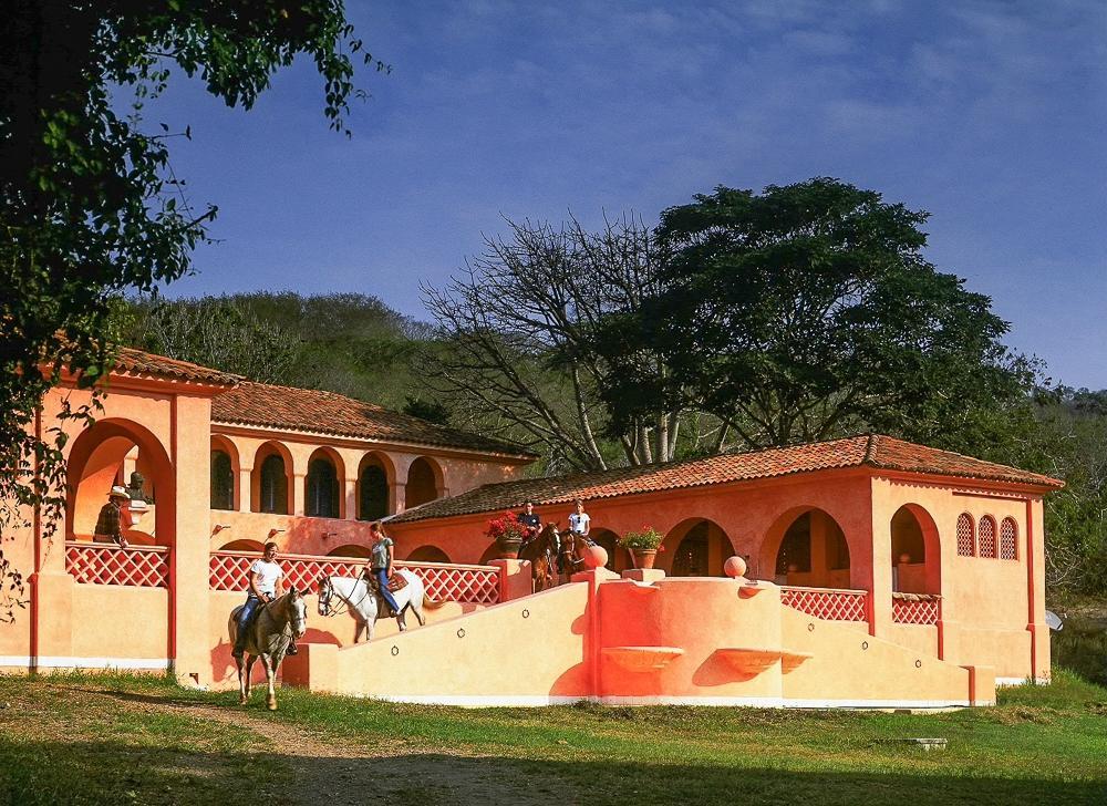 Cuixmala Luxushotel Mexiko 1