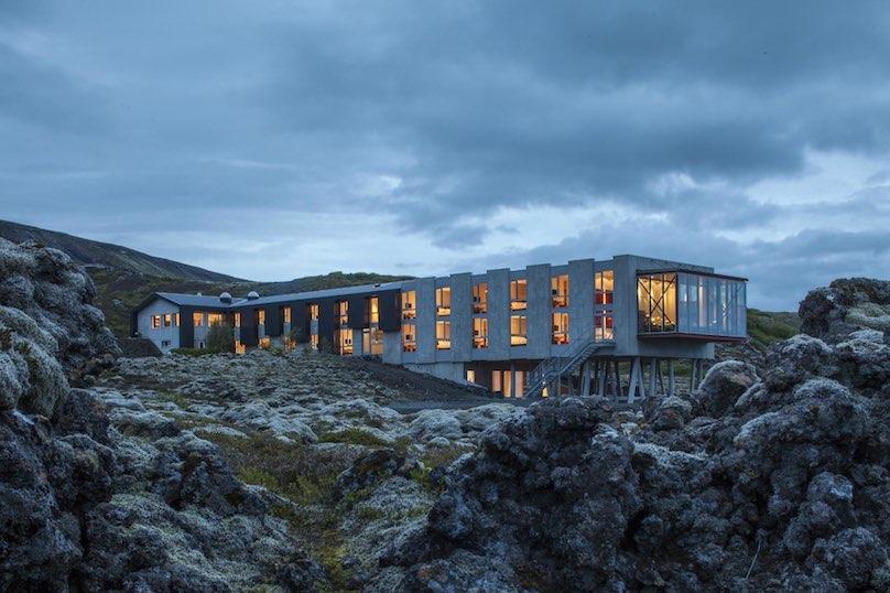 Ion Luxury Island Hotel