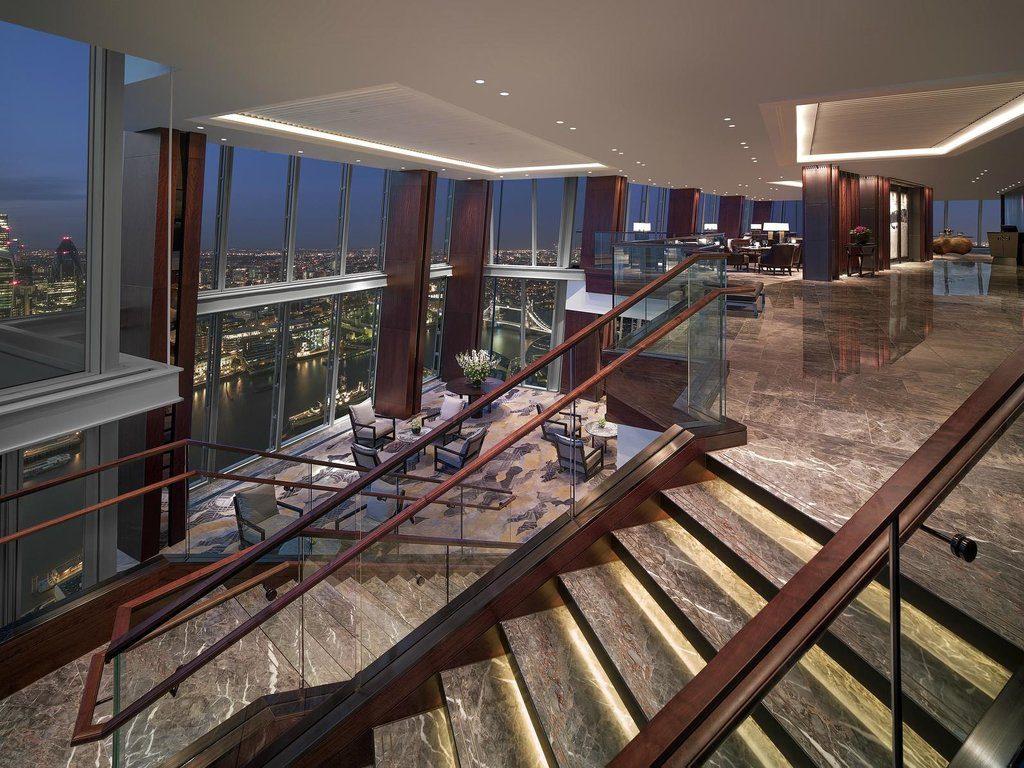 Shangri La at The Shard London 2