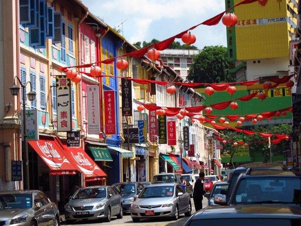 Asien Reisebericht Singapur, Kuala Lumpur Kota Kinabalu