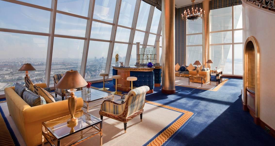 Burj al Arab Dubai günstig buchen Reisebüro Regensburg