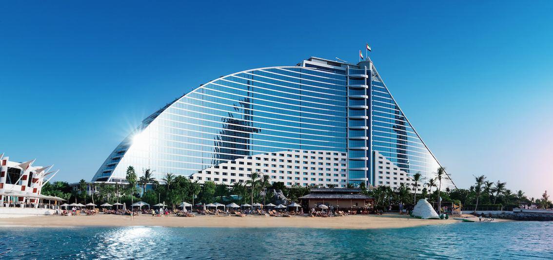 Jumeirah Hotel Dubai buchen Reisebüro Regensburg