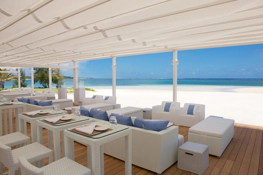 Lux Belle Mare Strandrestaurant neu