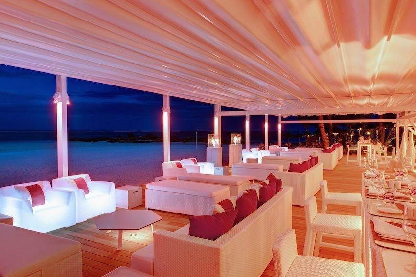 Lux Belle Mare Strandrestaurant