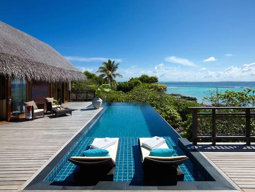 Die acht sch nsten karibik hotels weltweit for Design hotel karibik