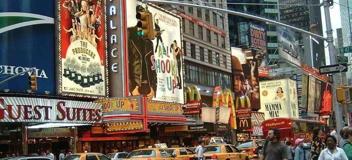 Stadtreise nach New York buchen im Reisebüro