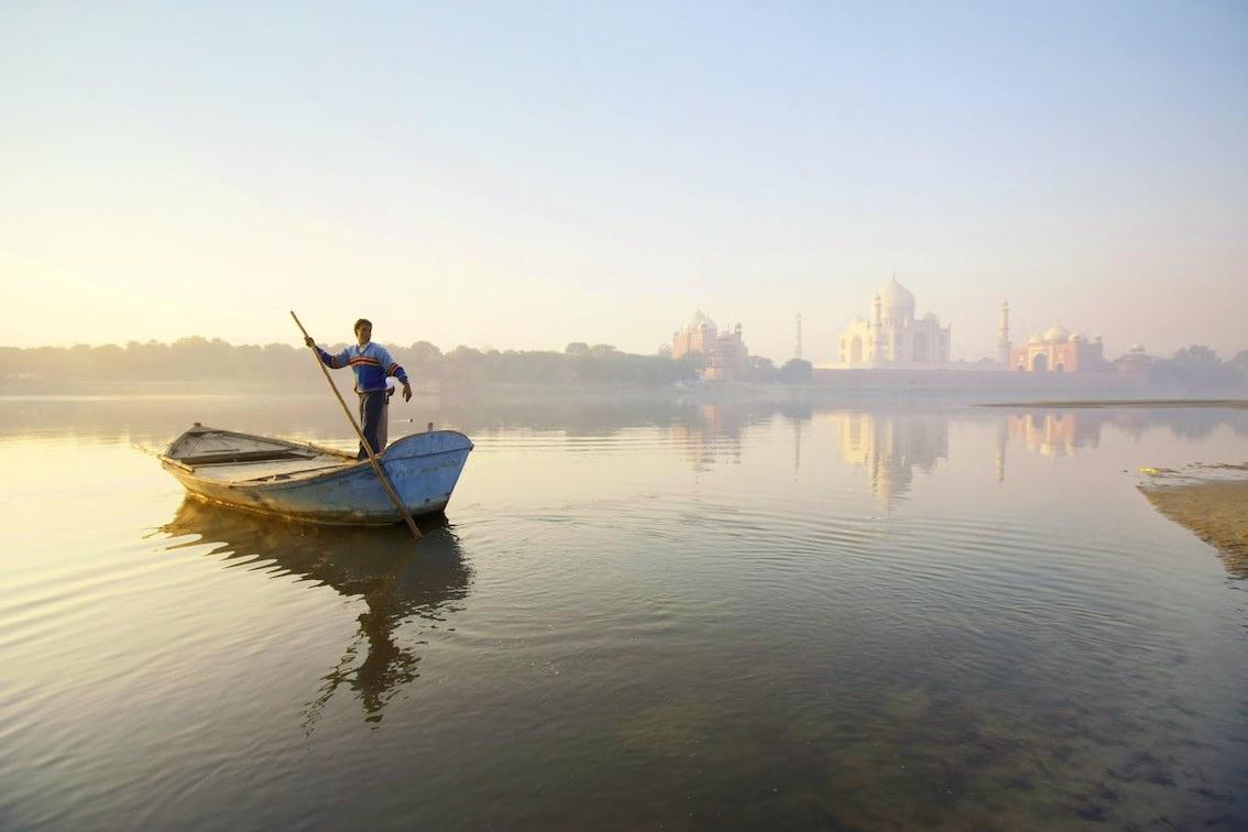 Agra, Taj Mahal Erlebnisreise buchen