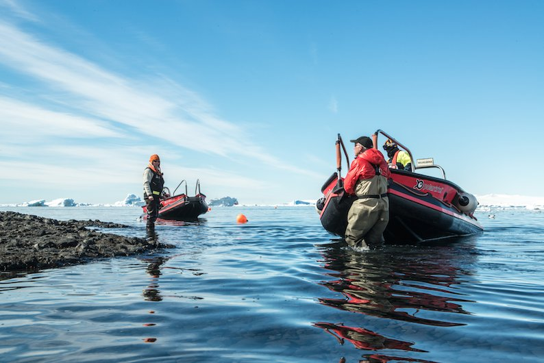 Antarktik Expedition buchen Reisebüro Regensburg