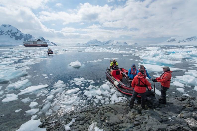 Antarktis Hurtigruten buchen