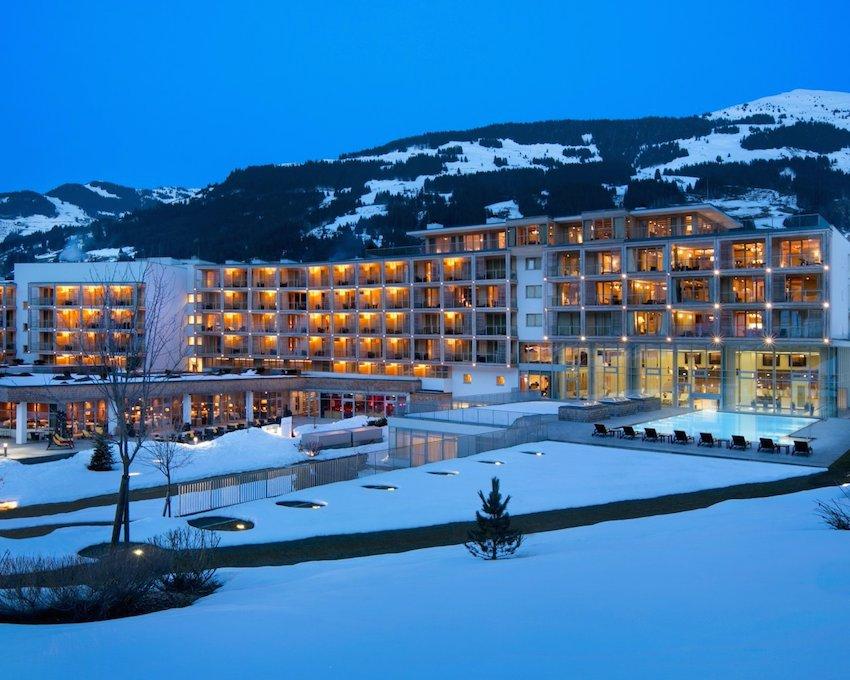 Kempinski Kitzbühel Das Tirol Skireise buchen