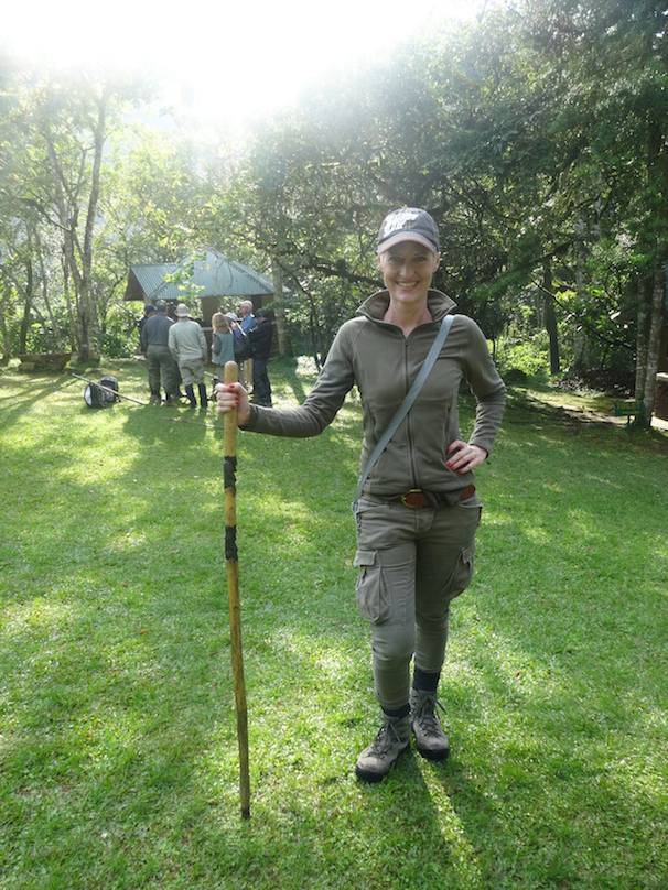 Alexandra Schindler Urlaubsreise Uganda Reisebüro