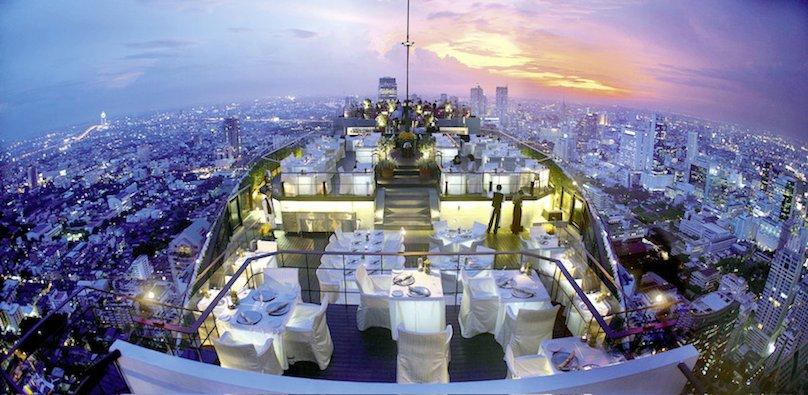 Bayan Tree Hotel Bangkok
