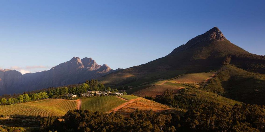 Delaire Graff Stellenbosch Südafrika buchen