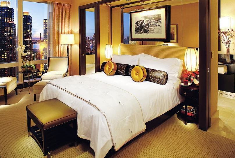 Mandarin Oriental New York buchen