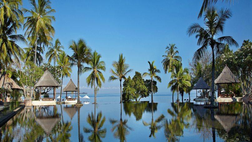 Oberoi Lombok Reise im Reisebüro Buchen
