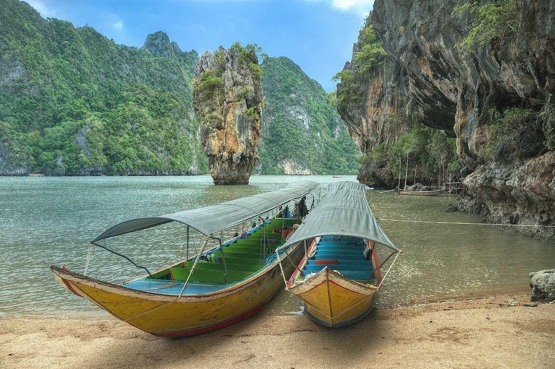 Thailand Urlaubsreise buchen