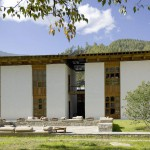 Amankora Bumthang Courtyard 1