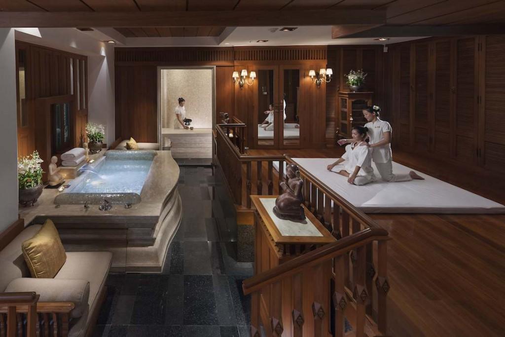 Mandarin Oriental Bangkok Luxushotel günstig buchen Reisebüro