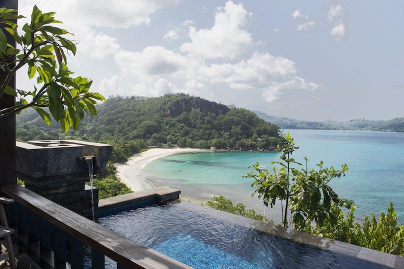 Maya Luxus Hotel Seychellen 2