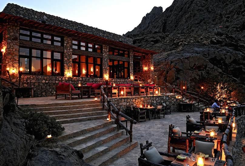 Six Senses Zighy Bay Oman Luxushotel günstig buchen