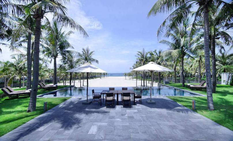 The Nam Hai Resort Luxushotel