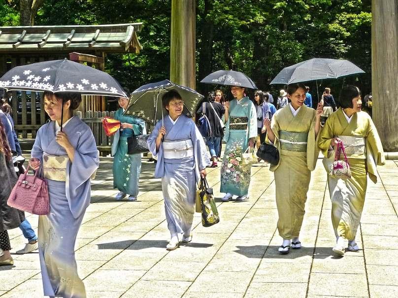 Tokio Urlaubsreise buchen