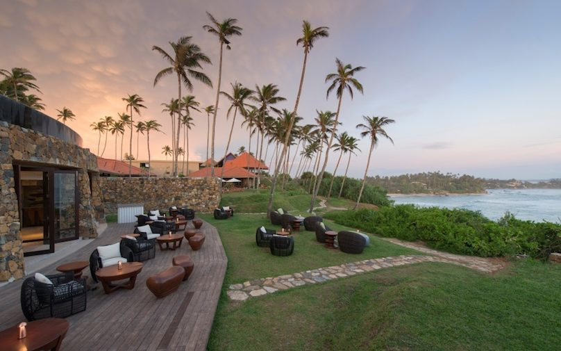 Cape Weligama Luxushotel