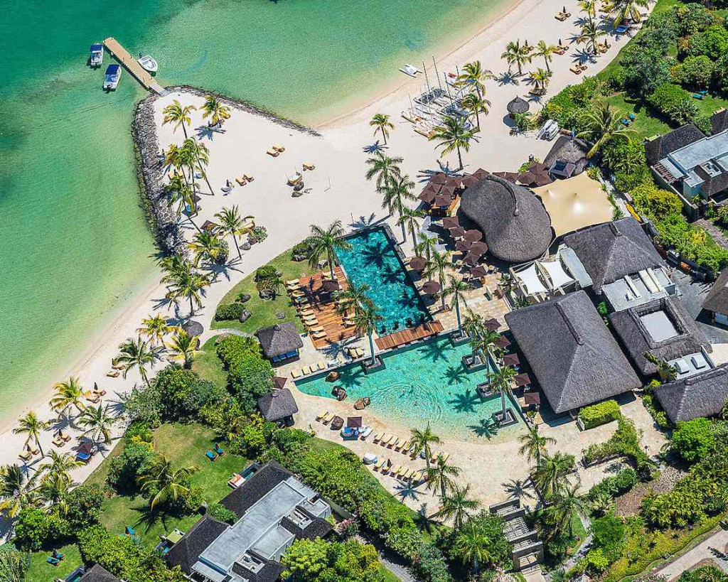 Luxushotel Four Seasons Mauritius Anahita Vorstellung